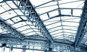 Construction terms for steel structures